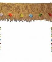 Hawaiibar opzetstuk voor op tafel 139 x 142 cm