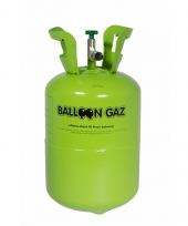 Helium tank voor 30 latex ballonnen 10088382