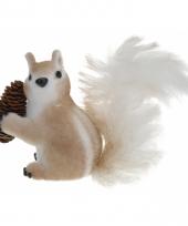 Herfst decoratie eekhoorn type 2