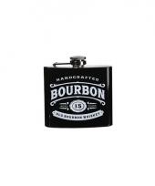 Heupflessen bourbon 150 ml