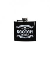 Heupflessen scotch whiskey 150 ml