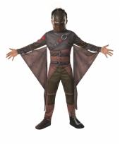 Hiccup outfit voor kinderen