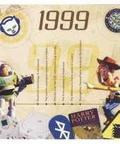 Hits uit 1999 verjaardagskaart