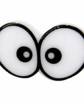 Hobby materialen ogen 10 stuks