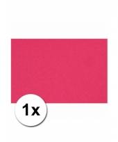 Hobby papier roze karton a4