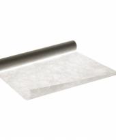 Hobby stof op rol wit 5 meter