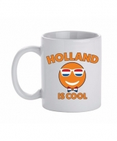 Holland beker van keramiek 300 ml
