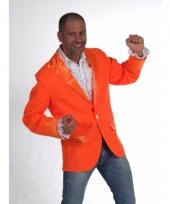 Holland colbert oranje heren