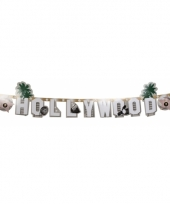 Hollywood party letter banier 135 cm