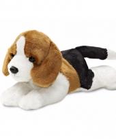 Honden knuffeltje beagle 20 cm