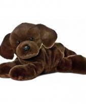Honden knuffeltje labrador 20 cm
