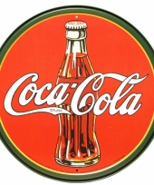 Horeca muurdecoratie cola