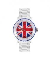 Horloge uk vlag voor heren