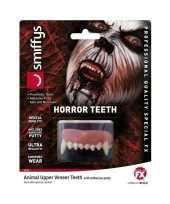 Horror gebit weerwolf tanden voor volwassenen