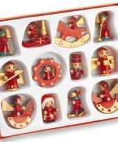Houten kerst decoratie