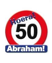 Huldeschilden 50 jaar abraham
