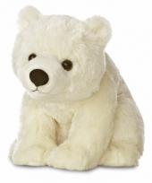 Ijsberen knuffeltje 30 cm
