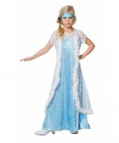 Ijsprinses jurk voor meiden