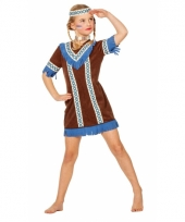 Indiaan kleding voor meisjes