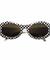 Jaren 60 bril ovale vorm