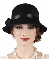 Jaren twintig hoed voor dames