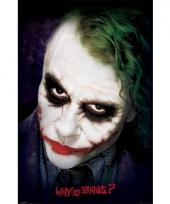 Joker heath ledger poster