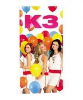 K3 handdoek 76 x 152 cm