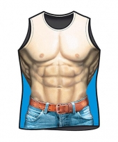 Kado artikelen t-shirt macho