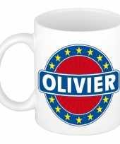 Kado mok voor olivier 10106471