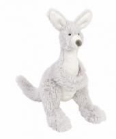 Kangoeroe knuffel kayo 20 cm