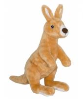 Kangoeroe knuffeltje 34 cm