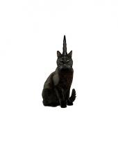 Kattenvrouwtje kado hoorn voor katten