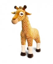 Keel toys pluche giraffe knuffel 100 cm