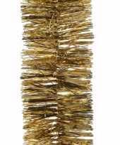Kerst gouden folieslinger ambiance christmas 270 cm 10097980