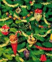 Kerst servetten kerstboom thema 10098798