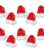 Kerst wanddecoratie kerstmutsen