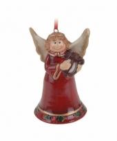 Kersthanger kerstengel 8 cm