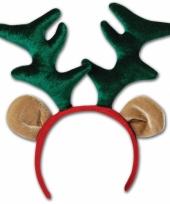 Kerstmis rendieren diadeem