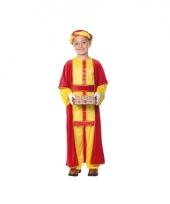 Kerstspel kostuum balthasar voor kids
