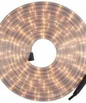Kerstverlichting lichtslang lichtsnoer wit 9 meter voor buiten