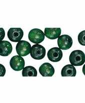 Kettingen maken 52 groene kralen