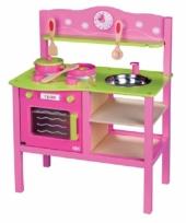 Keukentje met keukengerei