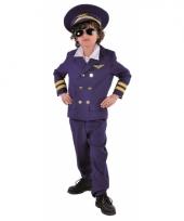 Kinder carnavalskleding piloot