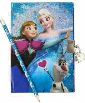 Kinder dagboek van frozen