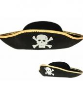 Kinder piraten hoed