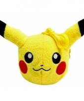 Kinder portemonnee pikachu 12 cm