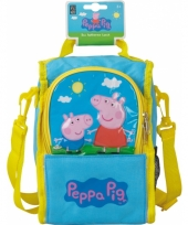 Kinder schooltassen van peppa big