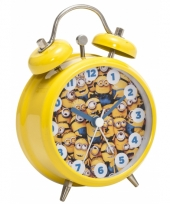 Kinder wekkers minions