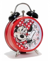 Kinder wekkers minnie mouse