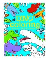 Kinderspeelgoed dino kleurboek